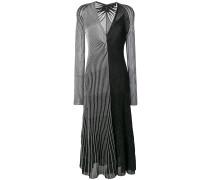 Kleid im ColourBlockOptik