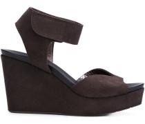 Sandalen mit Keilabsazt