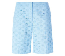 Shorts mit Musterung