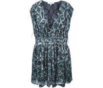 'Flavia' Kleid - women - Seide/Nylon/Polyester
