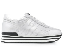 'Midi H222' Plateau-Sneakers