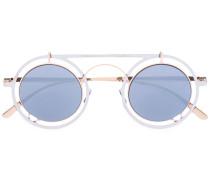 'Siru' Sonnenbrille - unisex - stainless steel