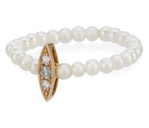 Mini 'Perle' Perlenring