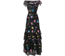 Fairytale embroidered dress
