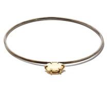 18kt yellow  charm bracelet