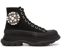 Verzierte Tread Slick Sneakers