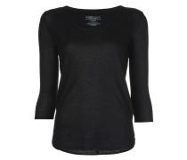 Feinstrick-Pullover mit Rundhalsausschnitt