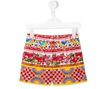 "Shorts mit ""Mambo""-Print"