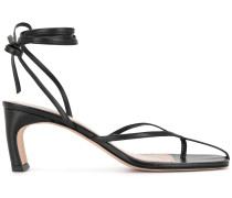 Ficelle strappy sandals