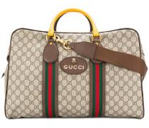 GG Supreme duffle bag with Web