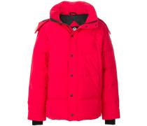 short padded coat