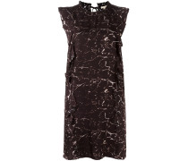 Kurzes Kleid mit Mustermix
