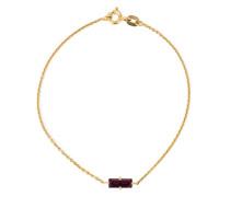 Armband aus Gold und Rodalit