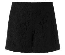 Taillierte Makramee-Shorts - women - Polyester