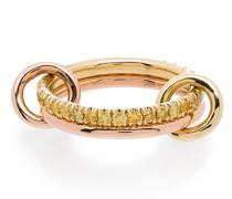 Marigold 18kt gold diamond ring