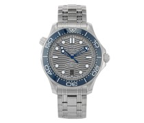 2021 ungetragene Seamaster Diver 300M Co-Axial Chronometer 42mm