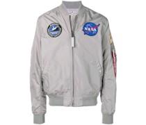 "Bomberjacke mit ""NASA""-Patch"