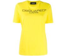 'Capri' T-Shirt mit Print