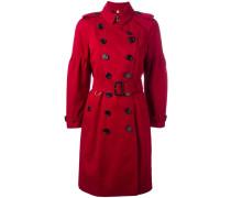 Zweireihiger Anzug - women - Baumwolle - 8