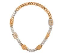 'Meander and Medusa' Halskette