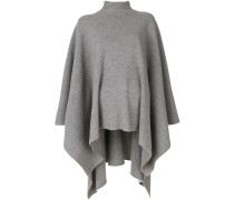 roll neck poncho - Unavailable