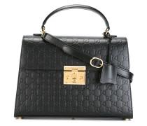 'Padlock GG Supreme' Handtasche