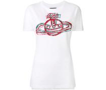 T-Shirt mit Logo-Print - women - Baumwolle - M