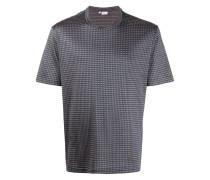 Jacquard-T-Shirt