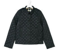 Teen quilted jacket