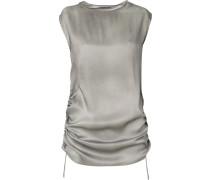 draped blouse - Unavailable