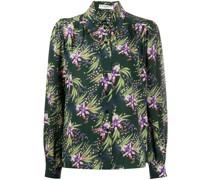 Hemd mit Blumenmuster