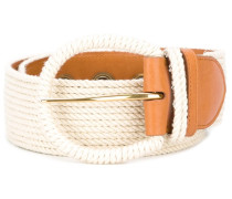 gold-tone hardware belt