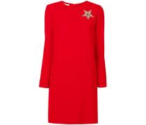 Kleid mit Stern-Patch