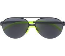 'Hansi' Sonnenbrille - unisex - Metall