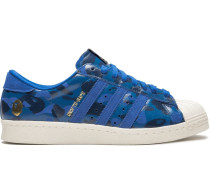 x BAPE 'Superstar 80' Sneakers