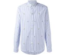 Hemd mit ButtondownKragen