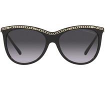 Copenhagen cat-eye frame sunglasses