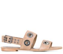 Sandalen mit Ösen - women