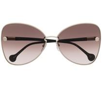 Sonnenbrille im Butterfly-Design