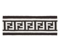 Stirnband mit Logo-Muster