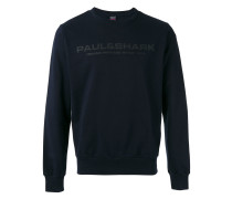 Sweatshirt mit Logo-Print - men - Baumwolle