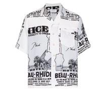 Kurzärmeliges Nice Hemd
