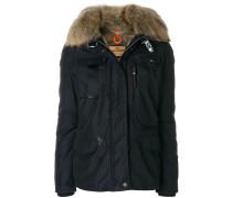 fur lined parka jacket
