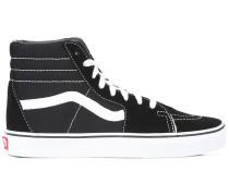 Geschnürte High-Top-Sneakers