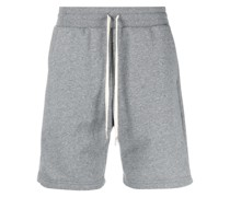Jersey-Shorts mit Kordelzug