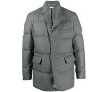 long-sleeve padded jacket