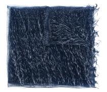 Schal mit metallischen Nähten - men