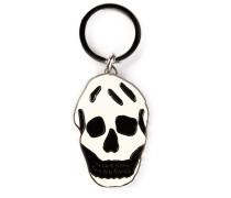 Schlüsselanhänger mit Totenkopf