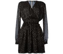 - Kleid mit Punkten - women - Seide/Viskose - 42