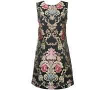 baroque jacquard dress